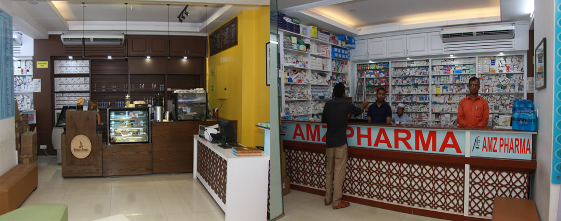 Pharmacy And Store
